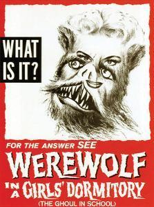 Werewolf In A Girls' Dormitory - 1961