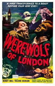 Werewolf of London, Warner Oland, Henry Hull, 1935