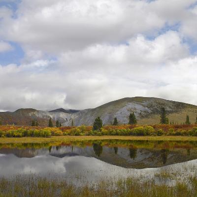 Wernecke Mountains, Yukon, Canada-Tim Fitzharris-Photographic Print