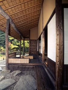 Katsura Imperial Villa by Werner Forman