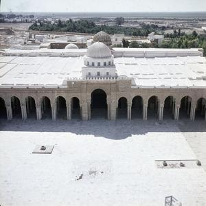 The Great Mosque at Kairouan by Werner Forman