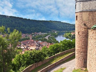 Wertheim Castle, Wertheim, Germany-Miva Stock-Photographic Print