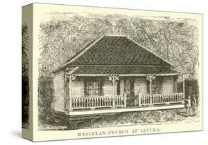 Wesleyan Church at Levuka