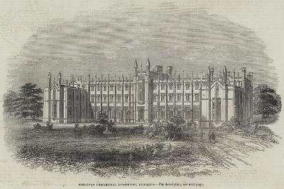Wesleyan Theological Institution, Richmond--Giclee Print