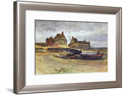 Wessex, Bridport 1906-Walter Tyndale-Framed Giclee Print