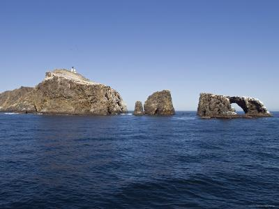 West Anacapa Island in the Channel Islands National Park, California-Rich Reid-Photographic Print