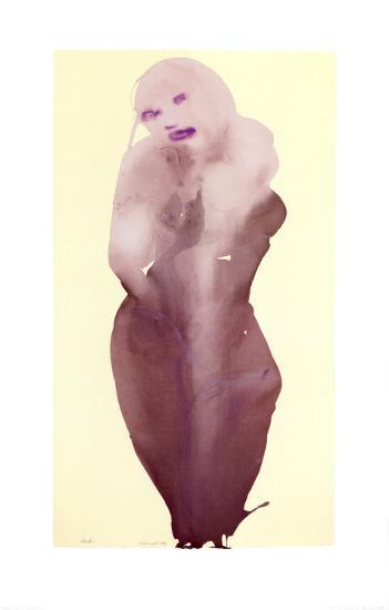 West, c.1997-Marlene Dumas-Art Print