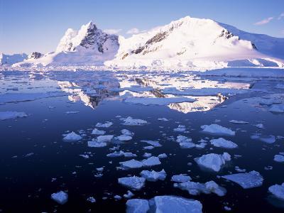 West Coast, Antarctic Peninsula, Antarctica, Polar Regions-Geoff Renner-Photographic Print