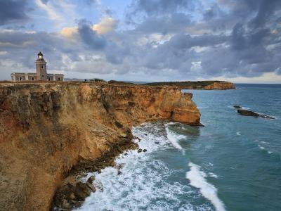 West Coast, Punta Jaguey, Faro De Cabo Rojo, Puerto Rico-Michele Falzone-Photographic Print
