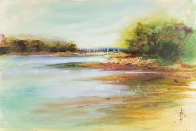West Coast Sails-Anne Farrall Doyle-Giclee Print