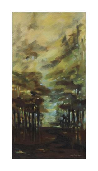 West Coast Trail I-Karen Lorena Parker-Giclee Print