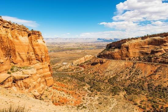West Colorado Landscape-duallogic-Photographic Print