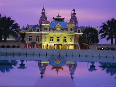 West Front of the Casino, Monte Carlo, Monaco, Europe-Ruth Tomlinson-Photographic Print