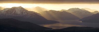 West Highland Coastline-Duncan Shaw-Photographic Print