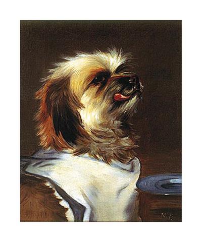 West Highland Terrier II-Thomas Earl-Premium Giclee Print