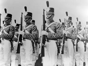 West Point, New York. Cadets At The United States Military Academy