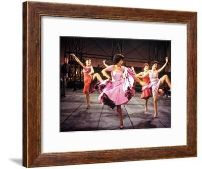 West Side Story, Directed by Robert Wise, 1961--Framed Photo
