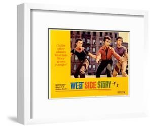 West Side Story, Jose De Vega, George Chakiris, 1961