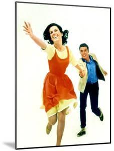 West Side Story Natalie Wood and Richard Beymer, 1961