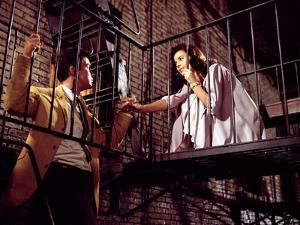 West Side Story, Natalie Wood, Richard Beymer, 1961
