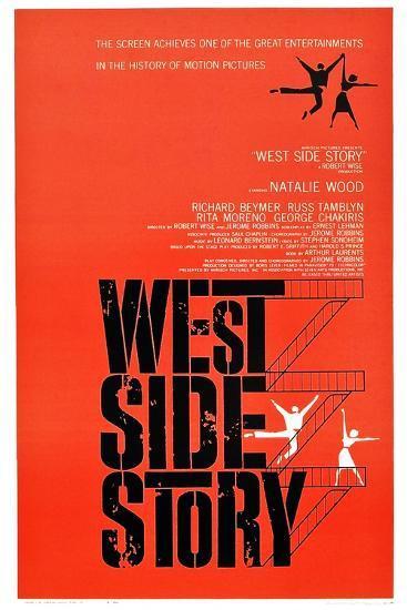 West Side Story--Art Print