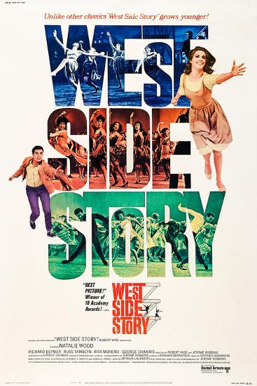 West Side Story--Art Print