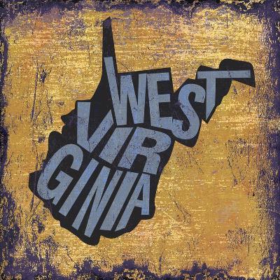 West Virgina-Art Licensing Studio-Giclee Print