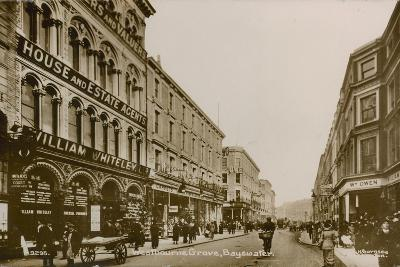 Westbourne Grove, Bayswater, London--Photographic Print