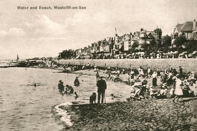 Westcliff-On-Sea, Essex, Early 20th Century--Giclee Print