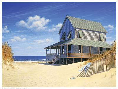 Westerly Breeze (mini)-Daniel Pollera-Art Print