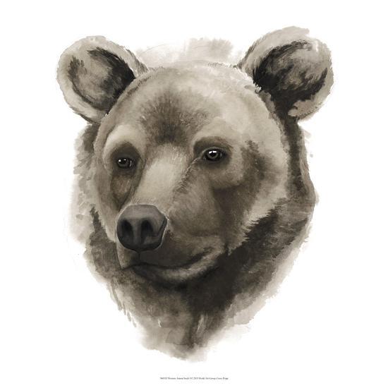 Western Animal Study I-Grace Popp-Giclee Print