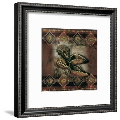 Western Spur-Alma Lee-Framed Art Print