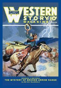 Western Story Magazine: Broken Arrow Range