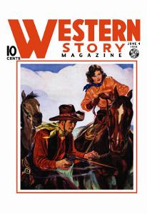 Western Story Magazine: Living the Cowboy Way
