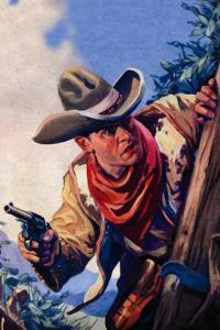 Western Story Magazine: On the Black Ridge