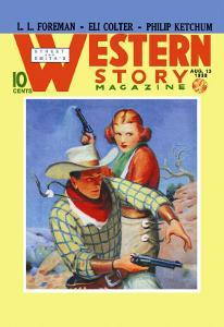 Western Story Magazine: They Ruled the West