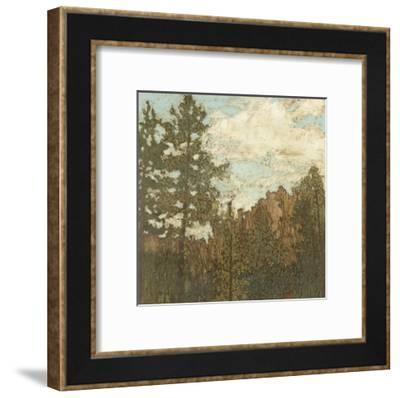 Western View I-Megan Meagher-Framed Art Print