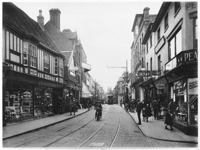 Westgate Street Ipswich Suffolk--Photographic Print