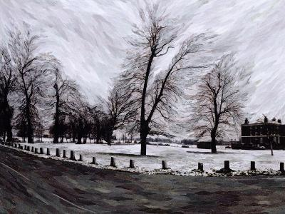 Westgrove, Looking Towards Blackheath, 1999-Ellen Golla-Giclee Print