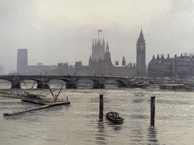 Westminster, 2004-Tom Young-Giclee Print