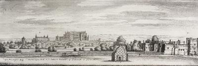Westminster Abbey--Giclee Print