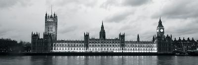 Westminster Night-John Harper-Giclee Print