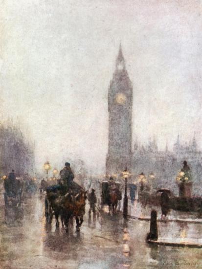 Westminster-Rose Maynard Barton-Giclee Print