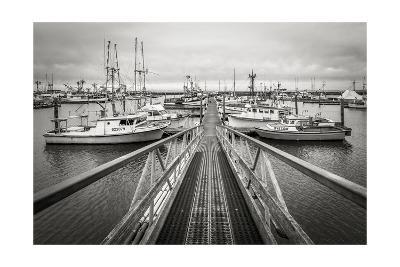 Westport Harbor No 2-Steve Bisig-Premium Photographic Print