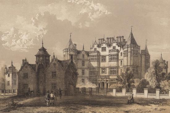 Westwood, Worcestershire-Frederick William Fairholt-Giclee Print