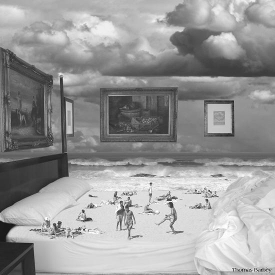 Wet Dreams-Thomas Barbey-Giclee Print