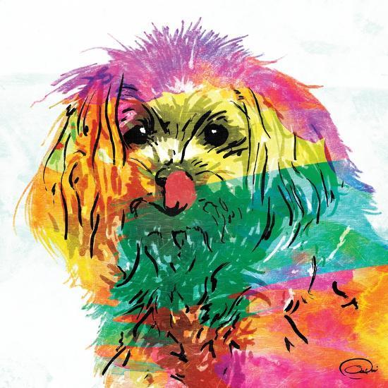 Wet Nose Rainbow-OnRei-Art Print