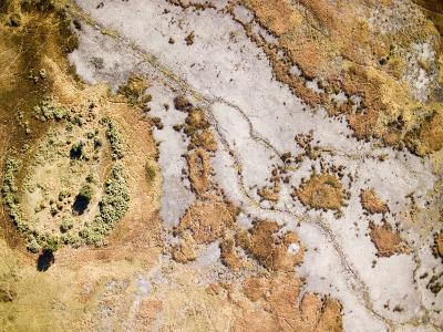 Wetlands Along the Okavango River in the Caprivi Strip, Botswana-Michael Fay-Photographic Print