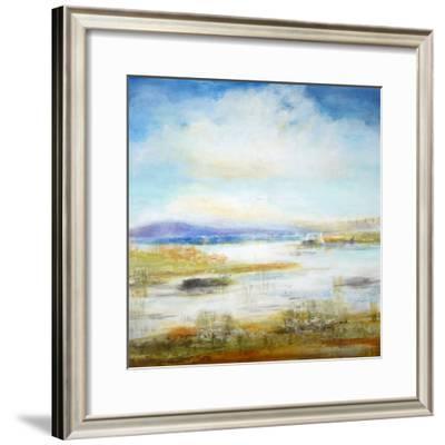Wetlands Too-Jill Martin-Framed Art Print