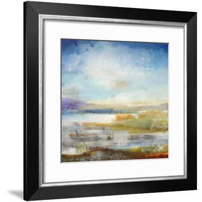 Wetlands-Jill Martin-Framed Art Print